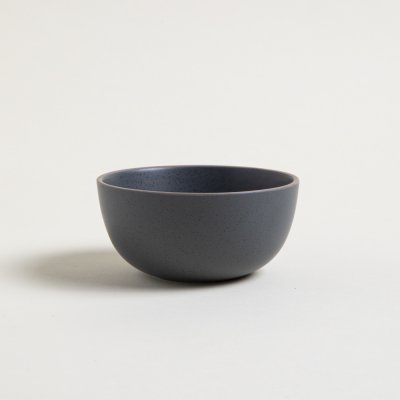 BOWL DE CERAMICA CON BORDE NATURAL GABES 11.6x6.5 CM