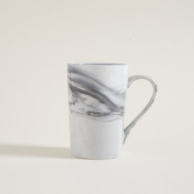 MUG RECTO ALTO CARRARA 350ML