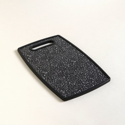 TABLA PARA PICAR RECTANGULAR LINEA BLACK GRANITE 37x23CM