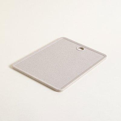 TABLA PARA PICAR FIBRA DE TRIGO BEIGE RECTANGULAR 33.5x23.5CM