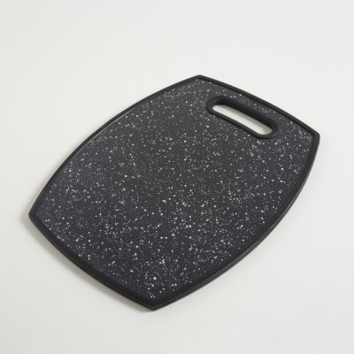 TABLA DE PICAR BAG BLACK GRANITE 33x25CM