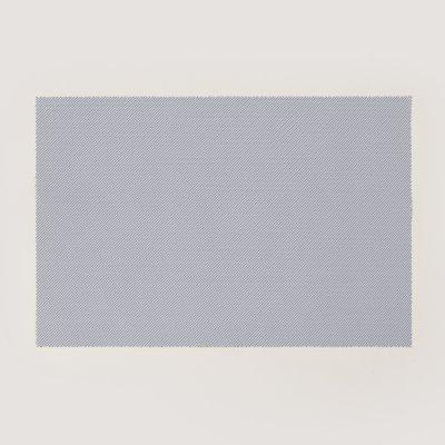 INDIVIDUAL PVC TRAMADO GRIS 45X30CM