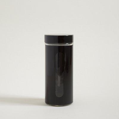 FRASCO CHICAGO CON VISOR BLACK 8,5  X 21 CM