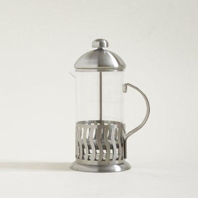 CAFETERA C/ EMBOLO OLAS 600 ML