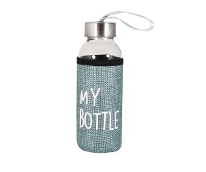 BOTELLA DE VIDRIO MY BOTTLE 300ML